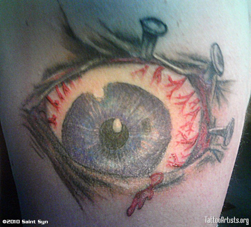 Evil Eye Tattoo Design 3 Tattoos Book 65000 Tattoos Designs