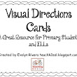Visual Directions Cards