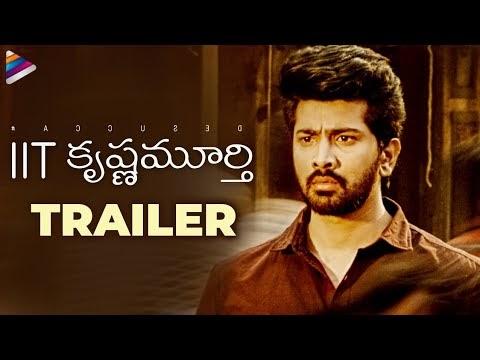IIT Krishnamurthy Telugu Movie Trailer