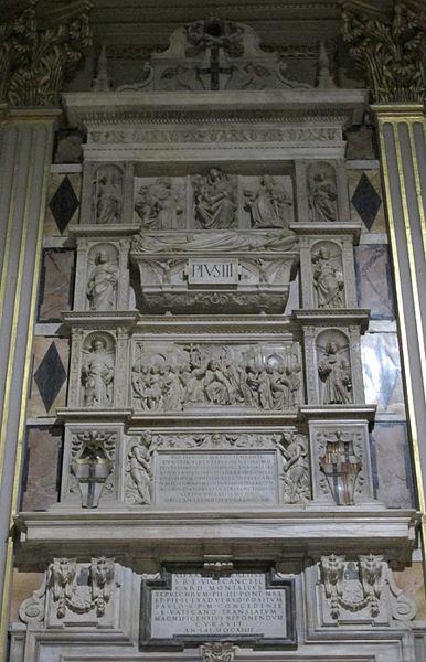 File:Sant'andrea della valle, monumento a pio III.JPG