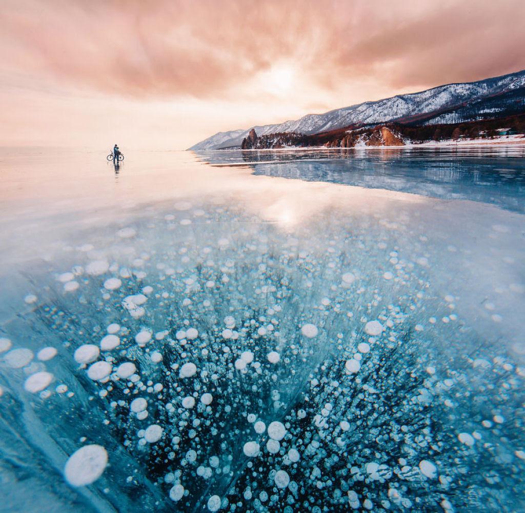 A beleza do lago mais profundo e antigo da Terra: o Baikal 01