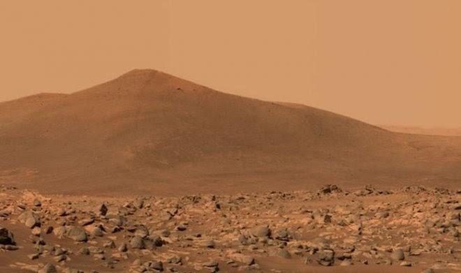 Ровер Perseverance снял потрясающую 360-градусную панораму Марса