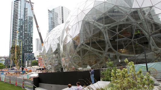 Amazon says HQ2 call drew 238 bids from across North America - South Florida Business Journal