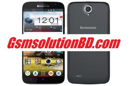 Lenovo A850 Firmware Flash File 100% Tested Free Download | GSMSolutionBD