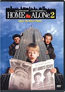 "Cover of ""Home Alone 2: Lost in New York&..."