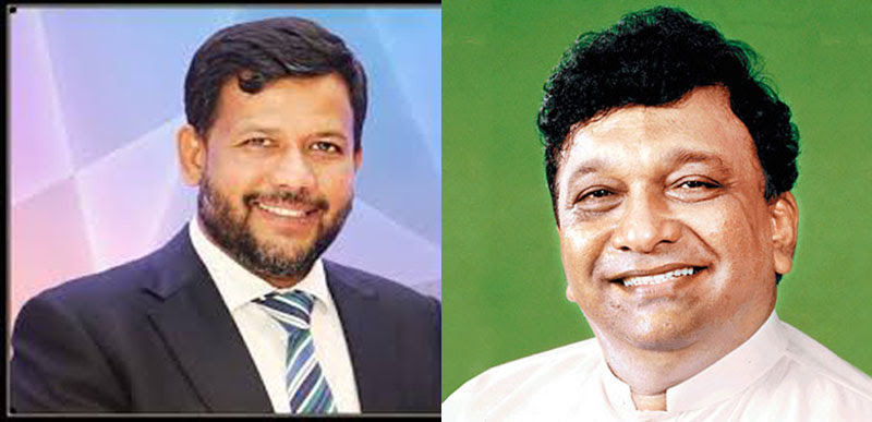 Ministers Kiriella and Bathiudeen to attend funeral