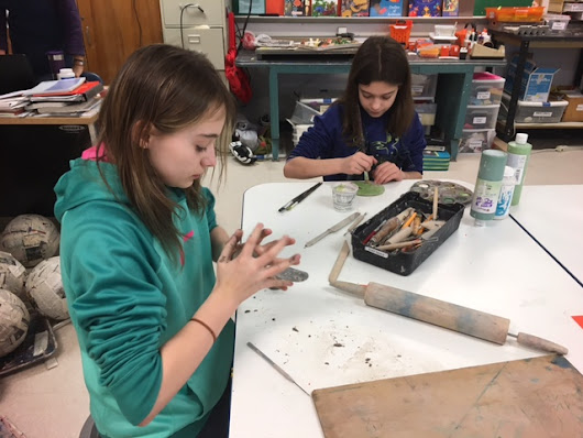 The student-centered art classroom - Innovation: Education