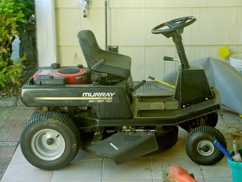 Murray rider mower