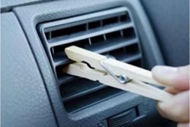 Eίδαμε το μανταλάκι στο αμάξι και παραξενευτήκαμε. Όταν μάθαμε το λόγο; ΕΚΠΛΗΚΤΙΚΟ!
