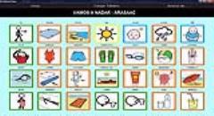 AraBoard, herramientas educativas para la comunicación alternativa y aumentativa