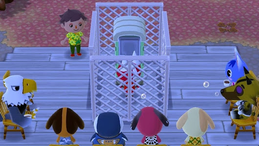 People Are Making Cults And Prisons In Animal Crossing: Pocket Camp