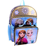 Frozen Backpack with Lunch