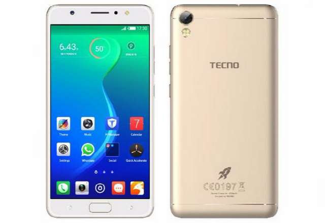 Tecno Mobile comes to India with Five New 4G LTE Smartphones