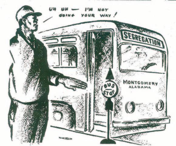 Image result for black campus segregation cartoons