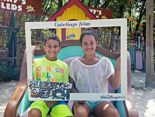 Beat The Heat at Disney's Blizzard Beach Water Park - Funtastic Life