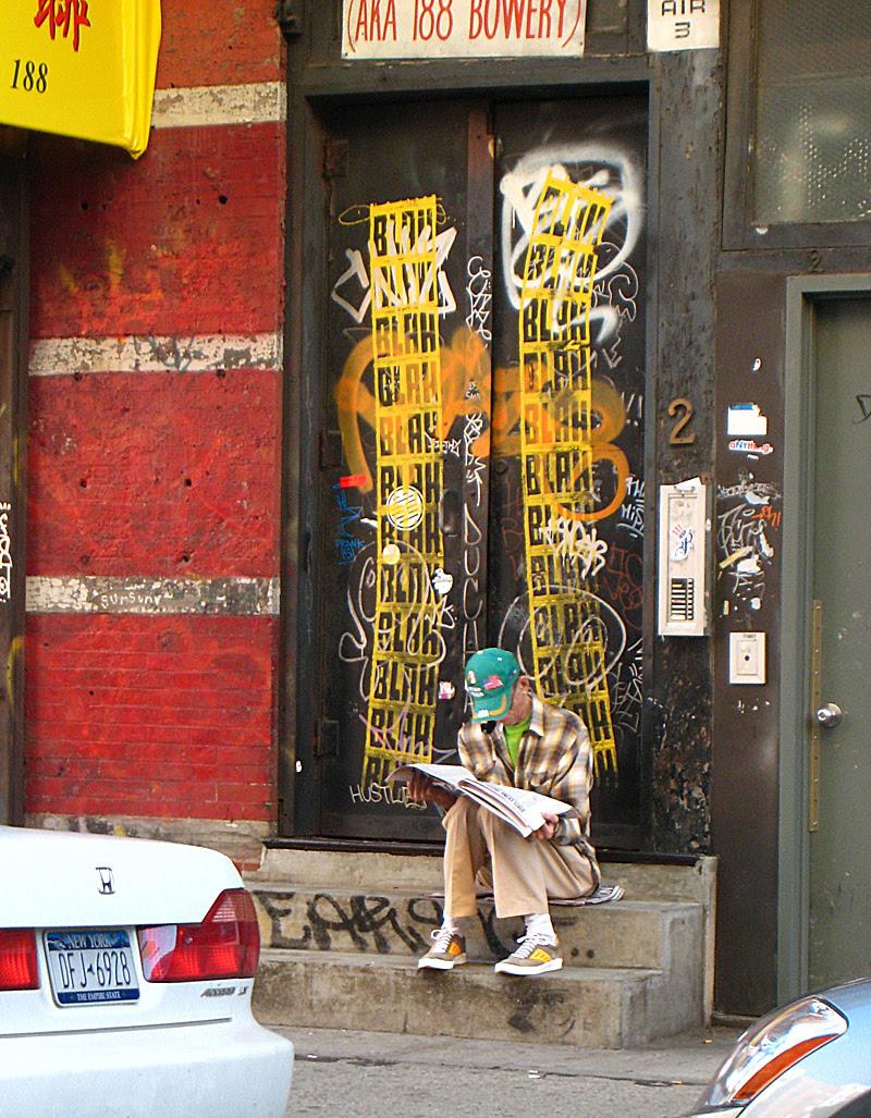 188 Bowery