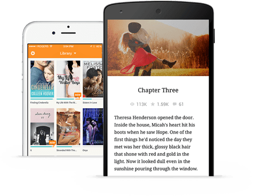 Wattpad - Discover a World of Unlimited Stories