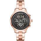 Michael Kors Access Runway Rose Gold-Tone Smartwatch - Rose Gold - OS