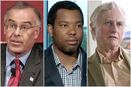 Ta-Nehisi Coates woke me up: Lessons on race, atheism and my white privilege