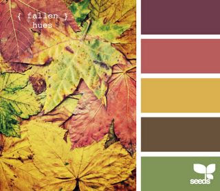 love the mustard yellow and grape color. I would instead of brown use a nice  charcoal gray