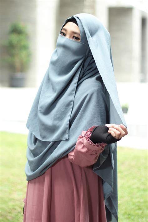 pashmina instan azmia abu anizah khimar khimar kerudung