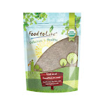 Organic Buckwheat Flour, 2 Pounds - by Food to Live