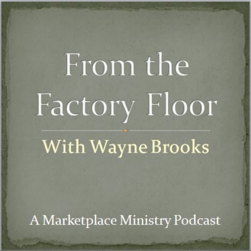 What's In A Name - From The Factory Floor With Wayne Brooks (podcast)