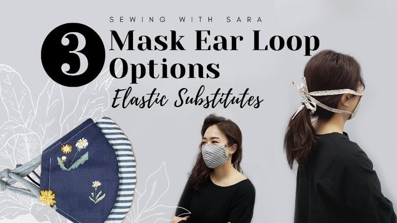 Diy Face Mask Earloop