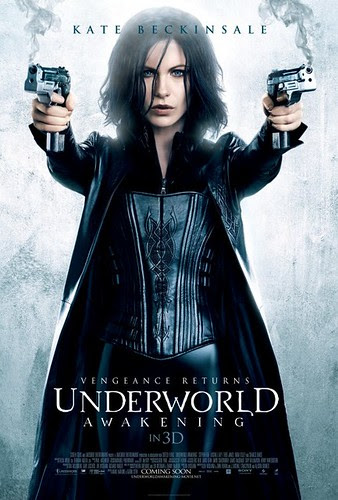Underworld Awakening - Movie Poster