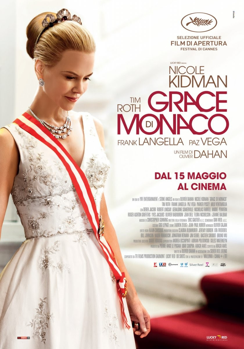 Extra Large Movie Poster Image for Grace of Monaco