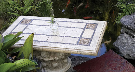 Ancient Mosaic - Patios Plus Furniture