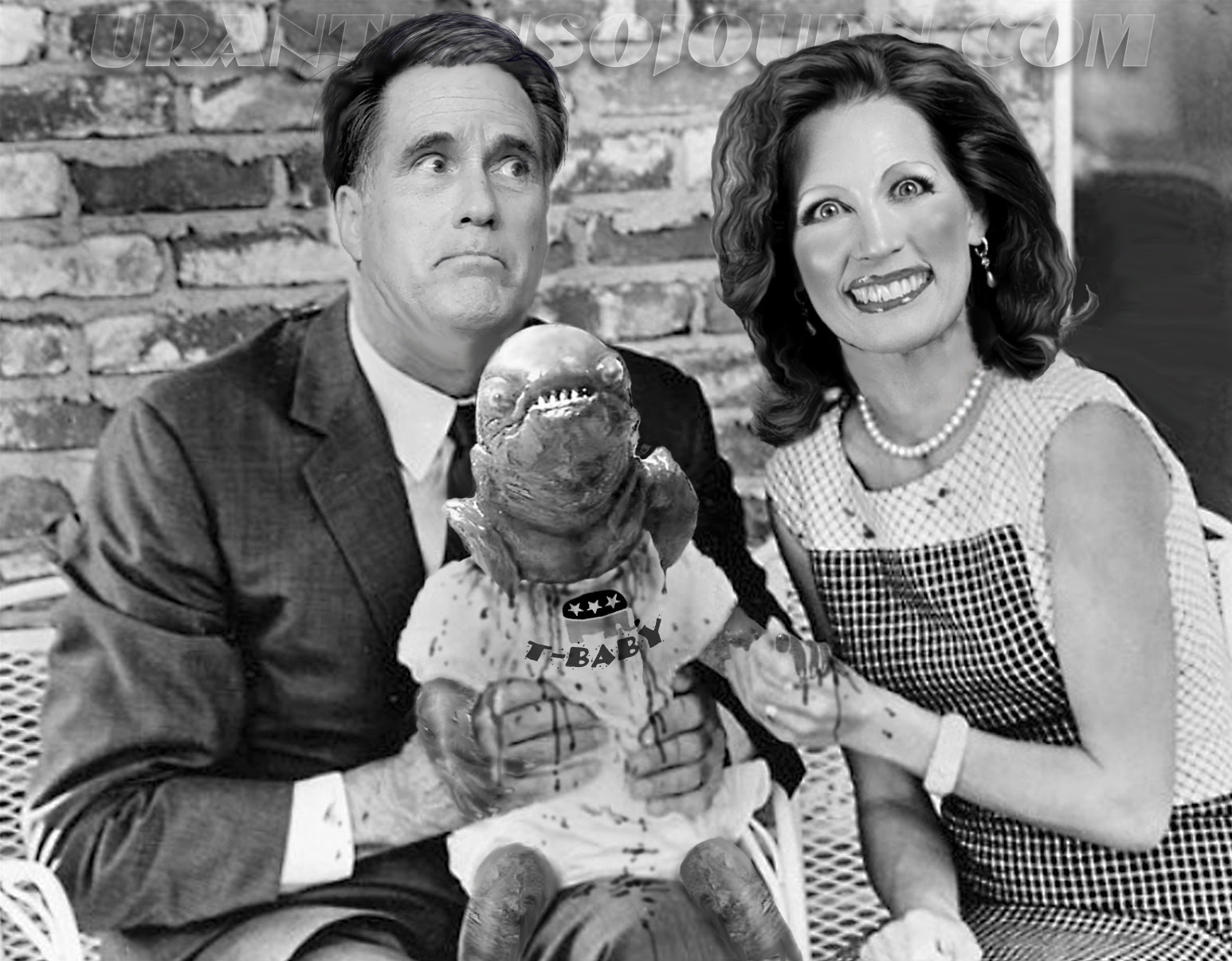 Image result for mitt romney and michele bachmann had a foster child beverly tran