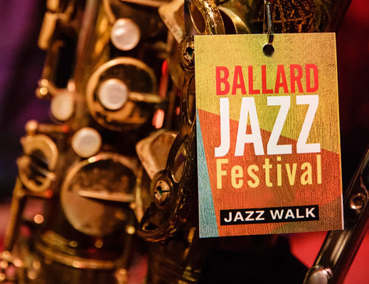 The Ballard Jazz Festival: May 16-19, 2018