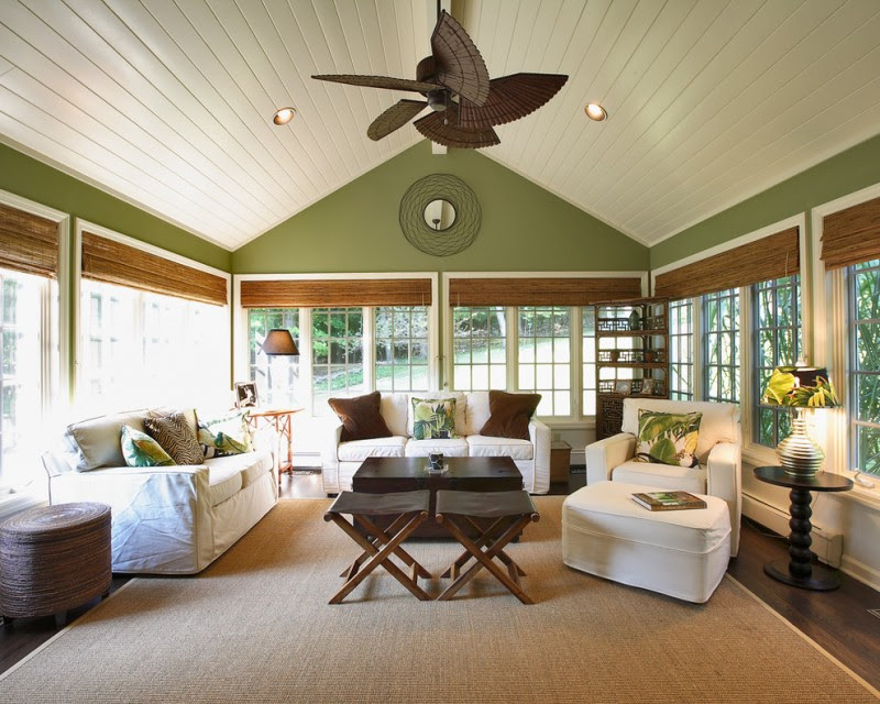 Ten Wonderful Unusual Ceiling Fans For Your Home Decohoms
