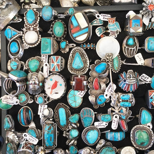 Turquoise: The Jewel of the Southwest - The Journal of Antiques