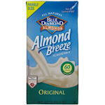 Almond Breeze Blue Diamond Original Almond Breeze 64 fl oz
