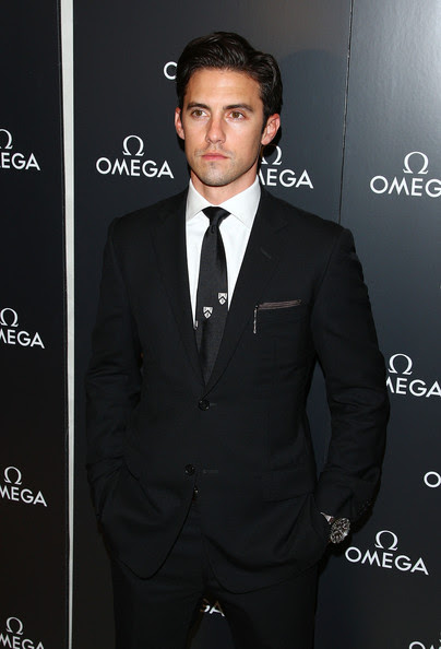 Milo Ventimiglia - Omega & GQ Celebrate 40th Anniversary Of Moon Landing With Dr. Buzz Aldrin