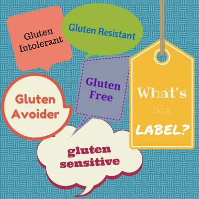 Labeling the Gluten Free Community
