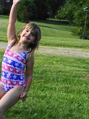 Lorelei dancing bathing suit
