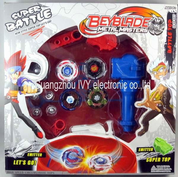 New Beyblade Top Set Beyblade Rapidity,Beyblade Set With ...