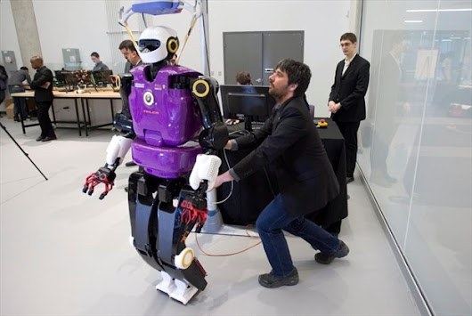 A place where robots rule | TheRecord.com