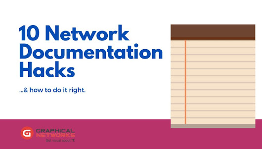 Network Documentation Hacks (& Real Solutions) | DCIM, Network Documentation & OSP Software