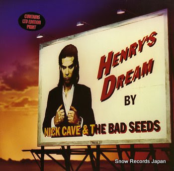 CAVE, NICK & THE BAD SEEDS henry's dream
