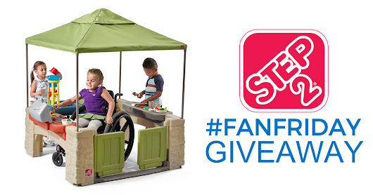 It's Step2 #FanFriday! Enter to win before midnight EST tonight