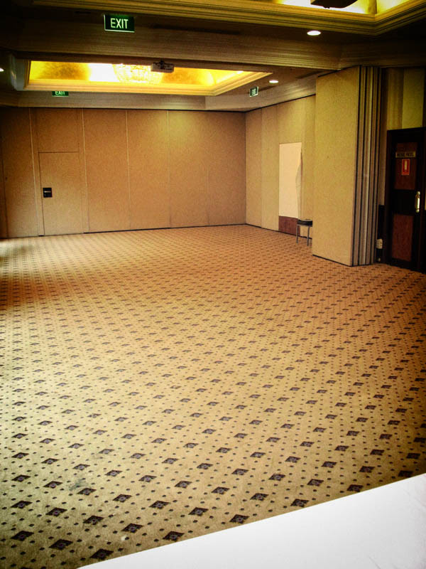 Casting Room Menzies Hotel Sydney LMFF  2012