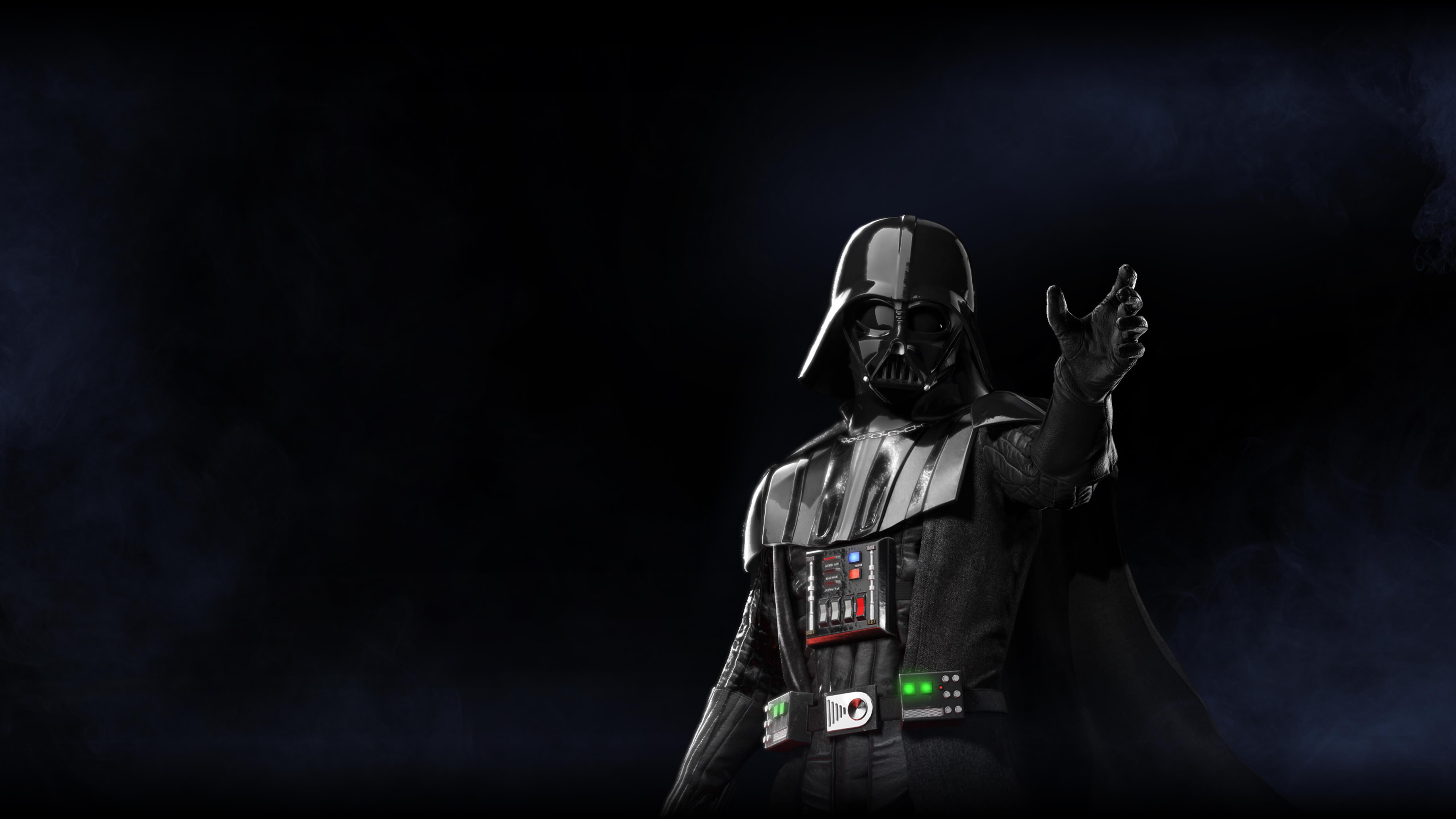 Darth Vader In Star Wars Battlefront Ii 5k Wallpapers Hd Wallpapers
