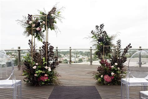 Luminare Wedding South Melbourne   Ceremony   Modern