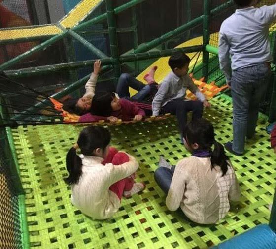 PaPark親子樂園/PaPark/夢時代/PaPark 爬爬客親子樂園/爬爬客/親子樂園
