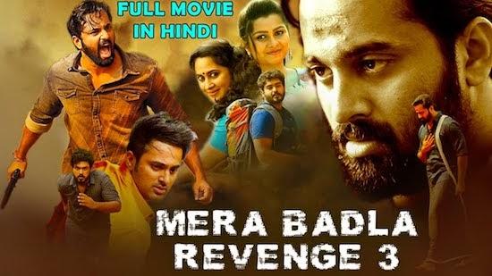 Mera Badla Revenge 3 (2020) UNCUT Hindi Dubbed 480p