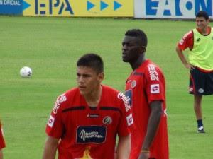 Oscar Duartees baja en la Selección Nacional. Foto CRH.